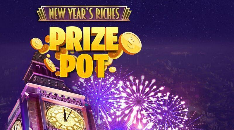 Wygrywaj w Noworocznym Rozdaniu Nagród New Year Riches.