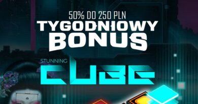 Stunning Cube i kasyno bonus w EnergyCasino